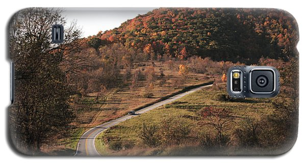 Autumn Hill Near Hancock Maryland Galaxy S5 Case