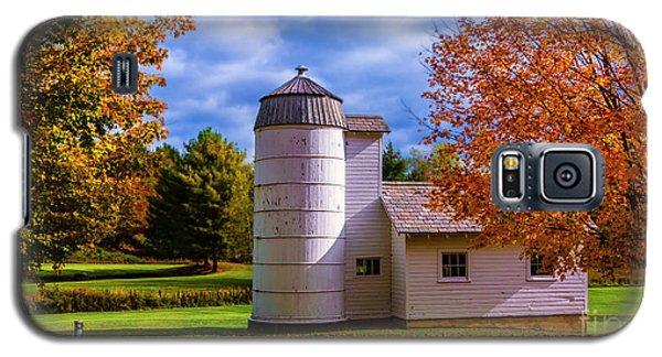 Autumn In Arlington Vermont Galaxy S5 Case