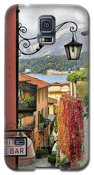 Autumn In Bellagio Galaxy S5 Case by Jennie Breeze