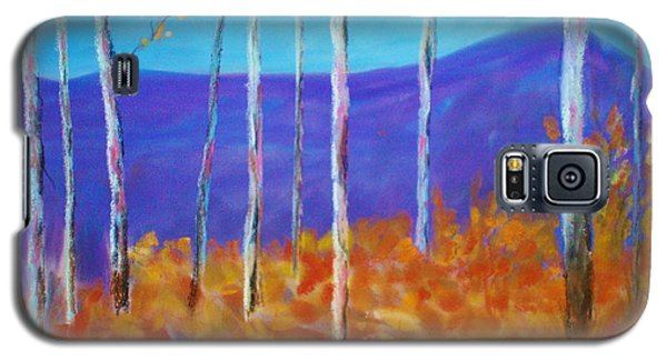 Autumn In Cloudcroft Galaxy S5 Case