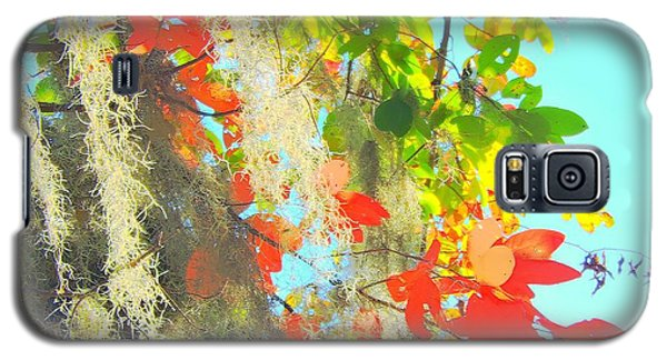 Autumn In Dixie  Galaxy S5 Case