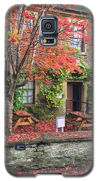 Autumn In Dunblane Galaxy S5 Case