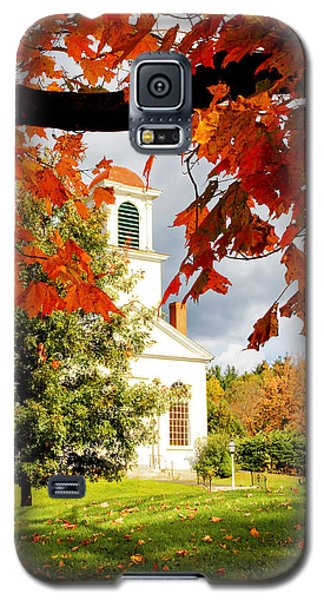 Autumn In Gilmanton Galaxy S5 Case