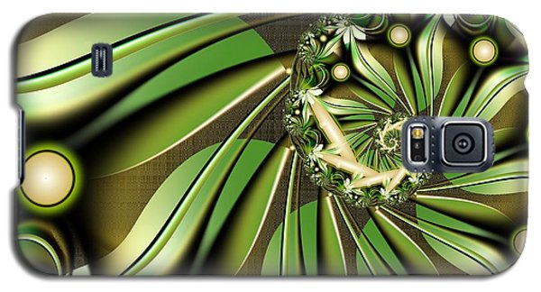 Autumn In Hawaii Galaxy S5 Case by Michelle H