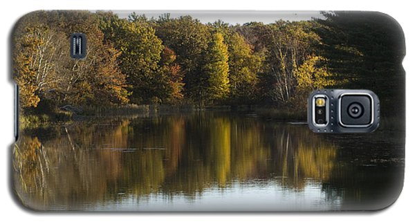 Autumn In Mears Michigan Galaxy S5 Case