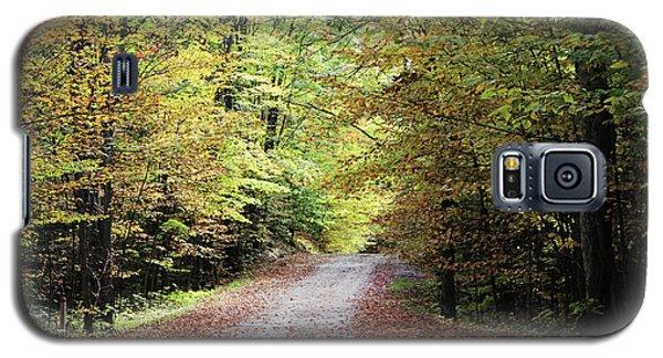 Autumn In Michigan Galaxy S5 Case