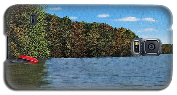 Autumn In Muskoka Galaxy S5 Case