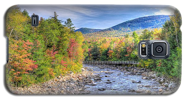 Autumn In New Hampshire Galaxy S5 Case