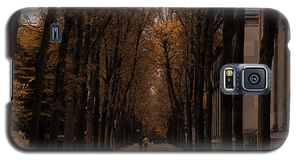 Autumn In Paris 1 Galaxy S5 Case