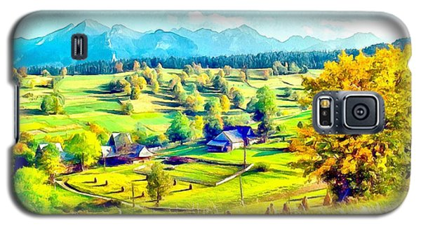 Autumn In Poland Galaxy S5 Case by Maciek Froncisz