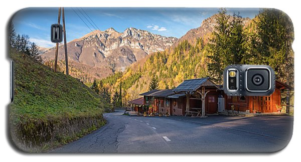 Autumn In Slovenia Galaxy S5 Case