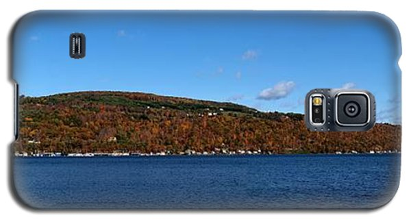 Autumn In The Finger Lakes Galaxy S5 Case by Joshua House