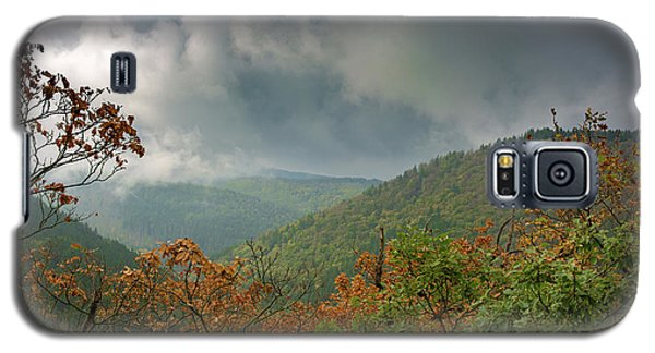 Autumn In The Ilsetal, Harz Galaxy S5 Case