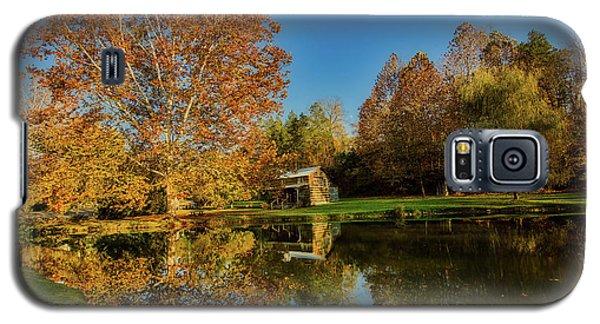 Autumn In West Virginia Galaxy S5 Case by L O C