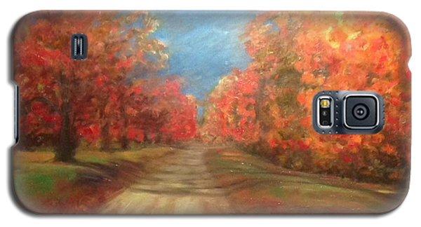 Autumn Dream Galaxy S5 Case