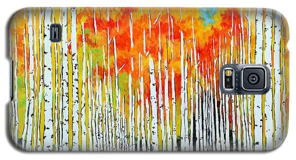 Autumn Galaxy S5 Case by Jackie Carpenter