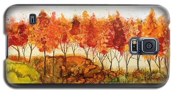Autumn Joy Galaxy S5 Case