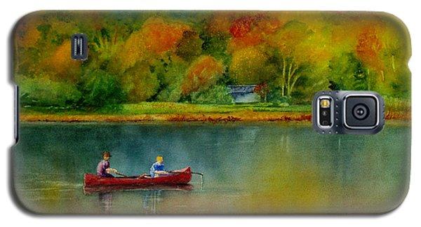 Autumn Galaxy S5 Case