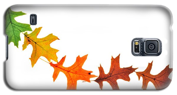 Autumn Leaves 1 Galaxy S5 Case