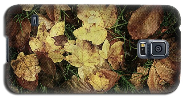 Autumn Leaves Are Falling Down... Galaxy S5 Case
