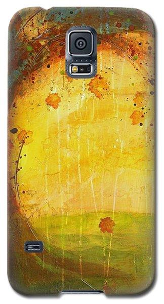 Autumn Leaves - Tree Series Galaxy S5 Case