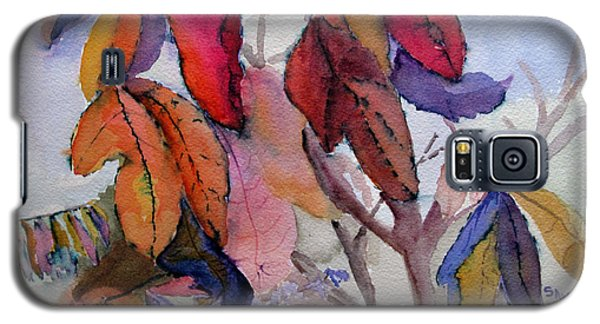 Autumn Leaves Galaxy S5 Case by Sandy McIntire