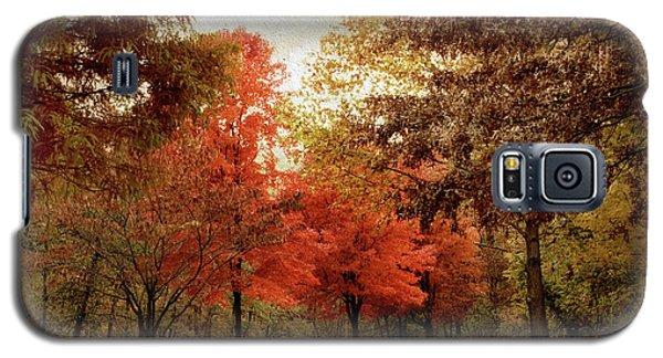 Autumn Maples Galaxy S5 Case