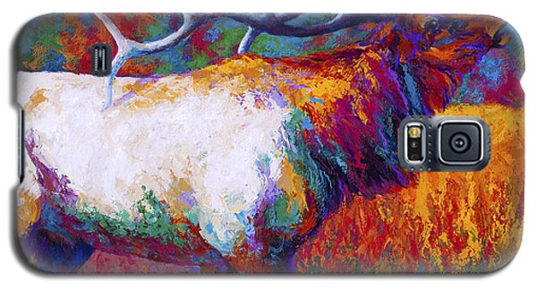 Bull Galaxy S5 Case - Autumn by Marion Rose