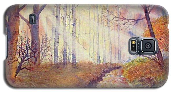 Autumn Memories Galaxy S5 Case