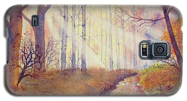 Autumn Memories Galaxy S5 Case