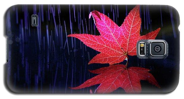 Autumn Message Galaxy S5 Case