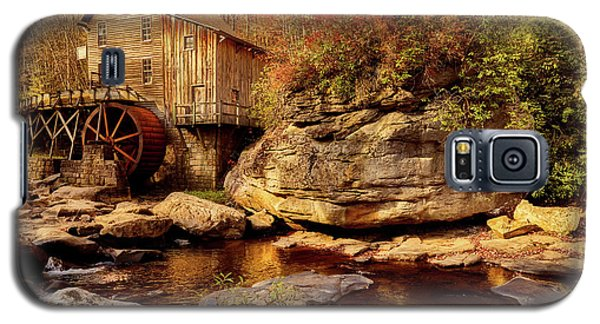 Autumn Mill Galaxy S5 Case by L O C