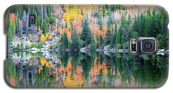 Autumn Mirror At Bear Lake Galaxy S5 Case