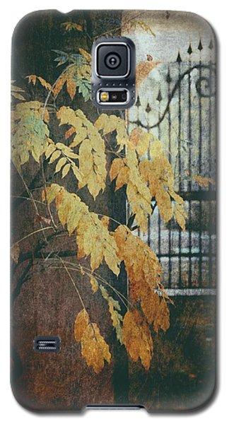 Autumn Mood Galaxy S5 Case