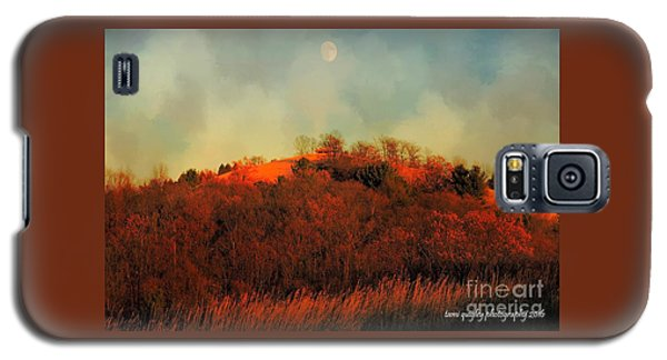 Autumn Moonrise Galaxy S5 Case