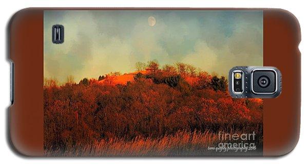 Autumn Moonrise Galaxy S5 Case