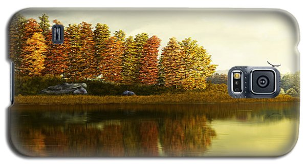 Autumn Morning Galaxy S5 Case