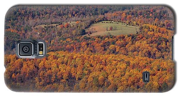 Autumn Mountain Side Galaxy S5 Case