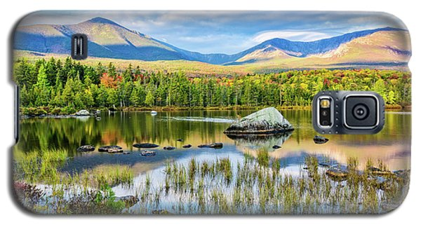 Autumn Mt.katahdin Baxter Sp Maine Galaxy S5 Case