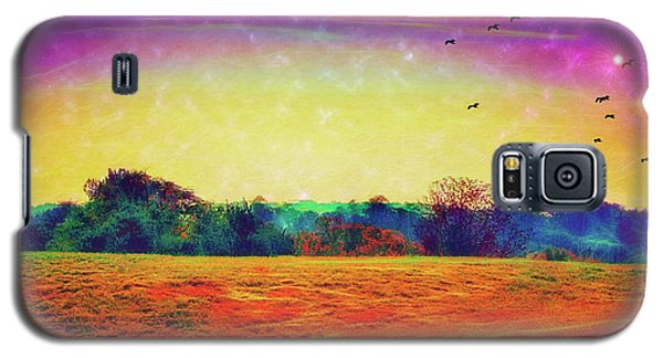 Autumn On Earth Two Galaxy S5 Case