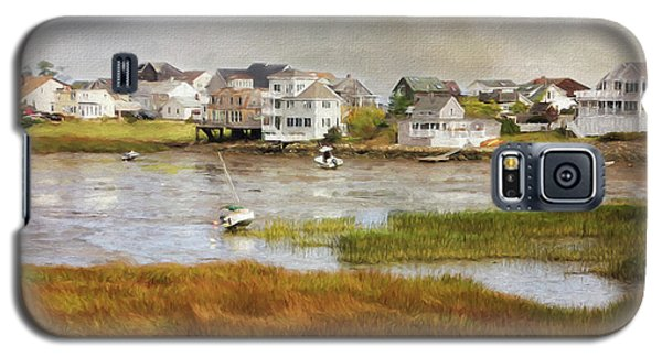 Autumn On The Basin Galaxy S5 Case