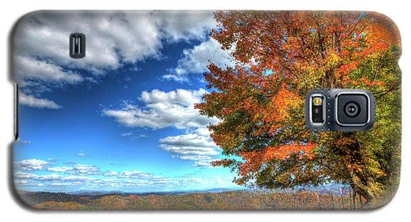 Autumn On The Windfall Galaxy S5 Case