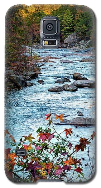 Autumn On Wilson Creek Galaxy S5 Case