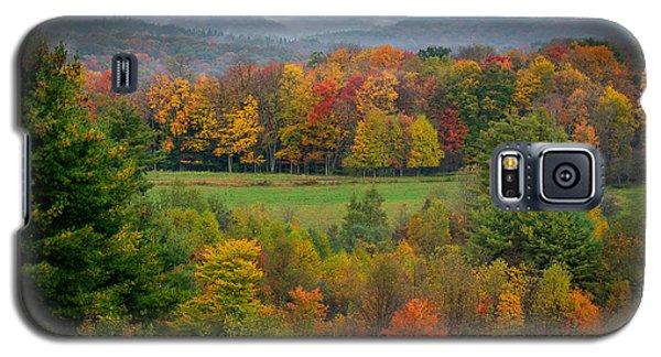 Autumn On Winslow Hill Galaxy S5 Case