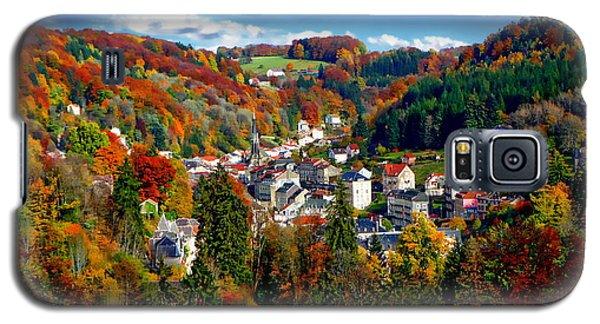 Autumn Panorama Galaxy S5 Case
