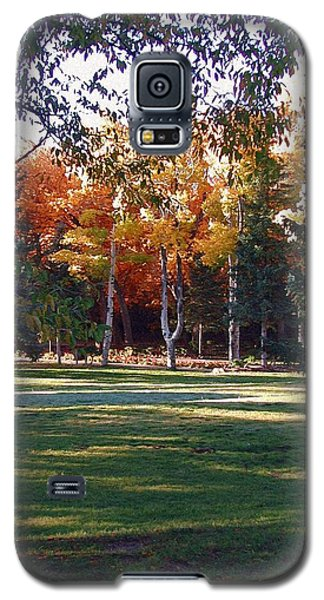 Autumn Park Galaxy S5 Case
