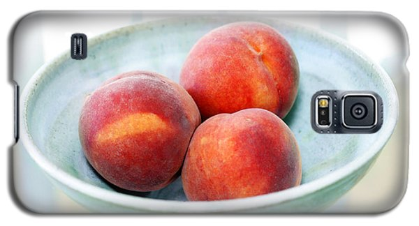 Autumn Peaches Galaxy S5 Case by Marilyn Hunt