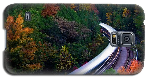 Autumn Rails Galaxy S5 Case