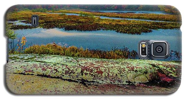 Autumn Rain 2 Galaxy S5 Case