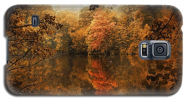 Autumn Reflected Galaxy S5 Case